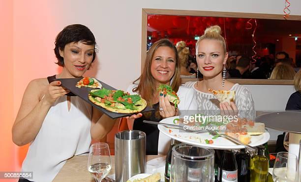 53 Vapiano Restaurant Opening In Hamburg Pictures, Photos