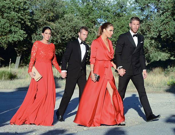 Fotos e imagens de rene ramos and vania millan 39 s wedding - Miss sixty madrid ...