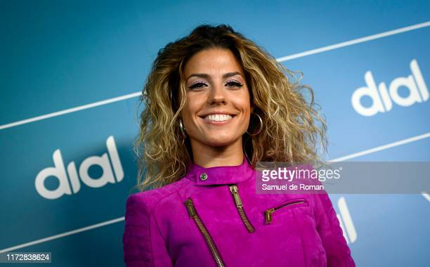 Miriam Rodriguez attends during 'Vive Dial' Madrid photocall 2019 on September 06 2019 in Madrid Spain
