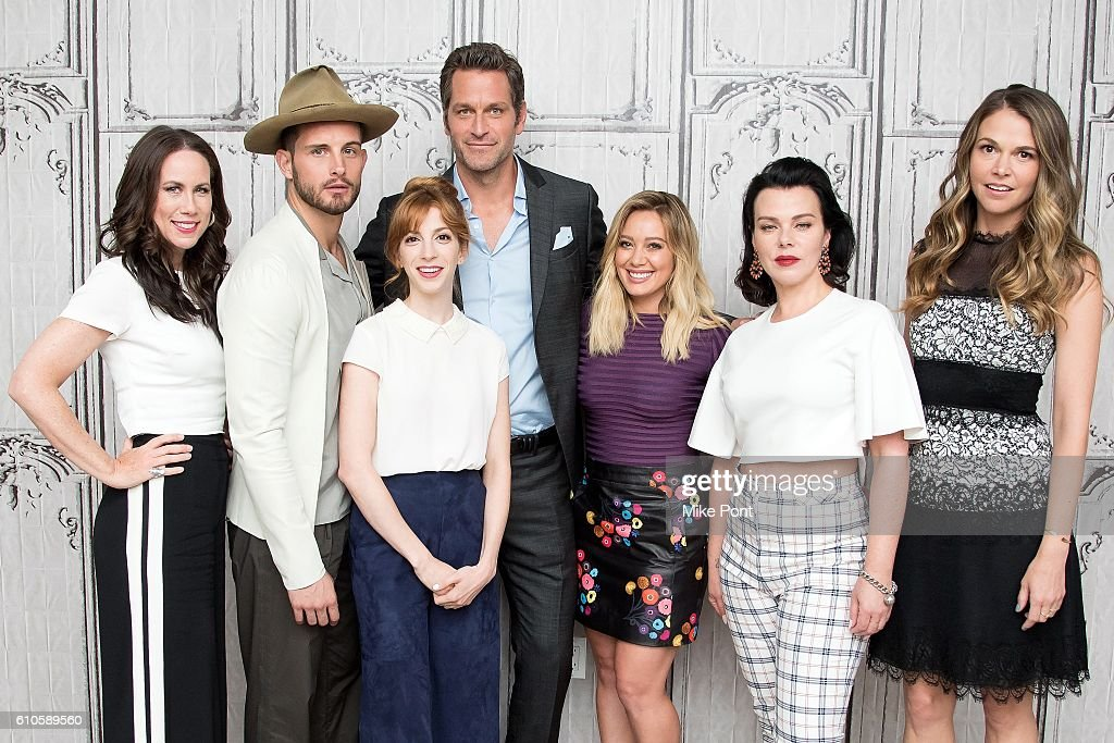 "The Build Series Presents The Cast Of ""Younger"" : News Photo"