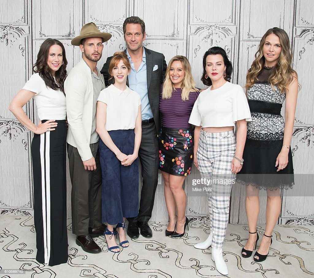 """The Build Series Presents The Cast Of """"Younger"""" : News Photo"""