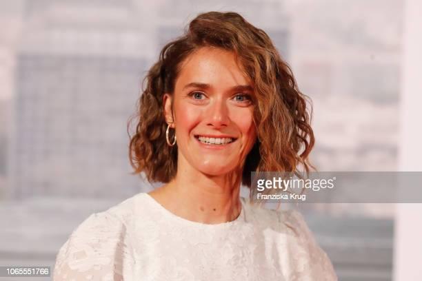 Miriam Stein during the German premiere of the movie '100 Dinge' at CineStar on November 26, 2018 in Berlin, Germany.