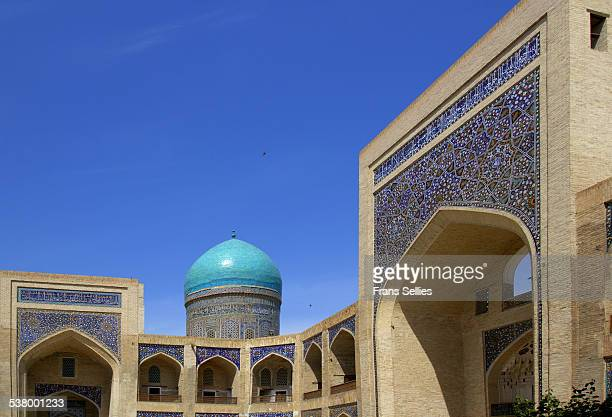 Mir-i-Arab Madrassah in Bukhara