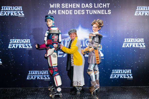 DEU: Starlight Express Opening Show In Bochum