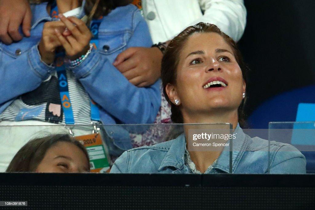 2019 Australian Open - Day 5 : News Photo