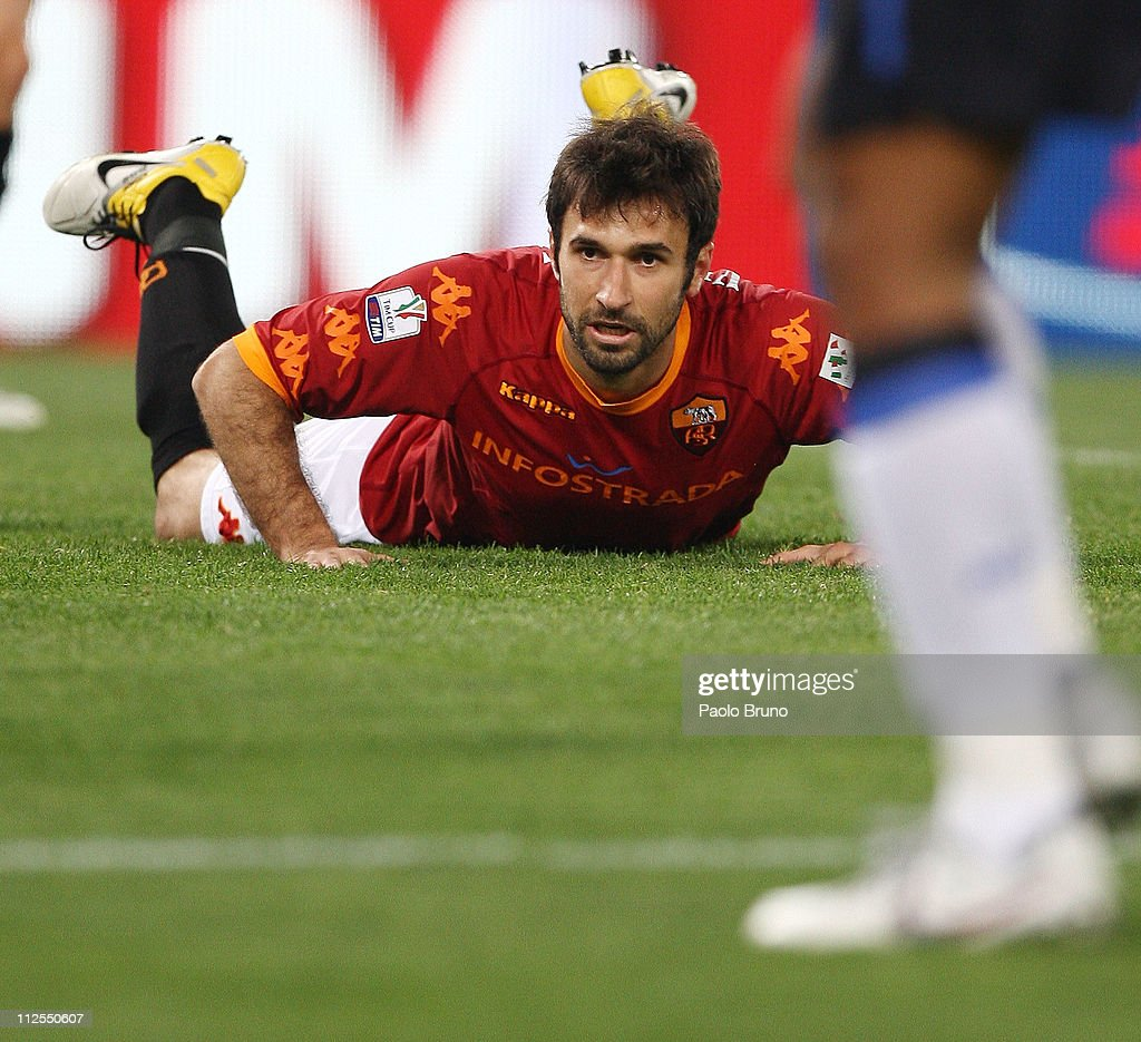 AS Roma v FC Internazionale Milano - TIM Cup