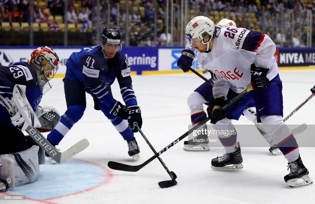 Finland v Norway - 2018 IIHF Ice Hockey World Championship