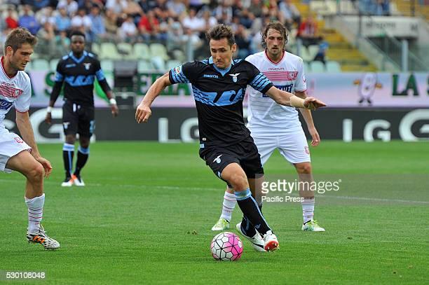 Miroslav Josef Klose Lazio's forward during the Serie A football match between FC Carpi and SS Lazio at Braglia Stadium in Modena Lazio beat by 3 to...