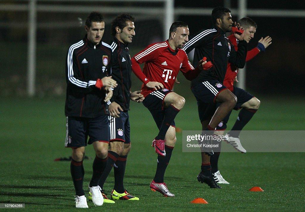 Bayern Muenchen Training Camp - Day 5