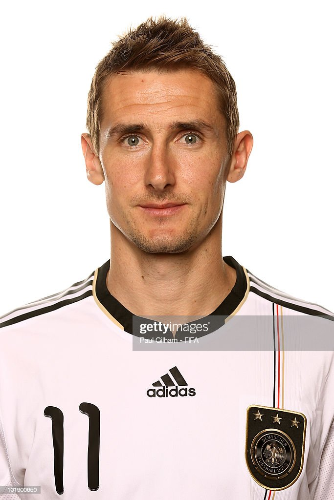 Germany Portraits - 2010 FIFA World Cup