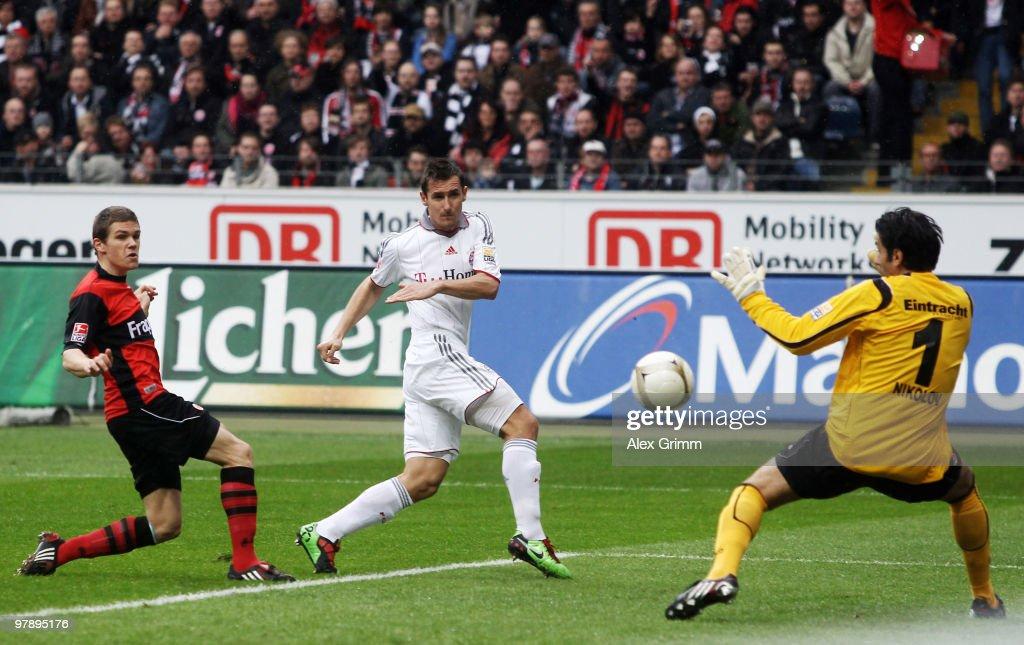 Eintracht Frankfurt Klose
