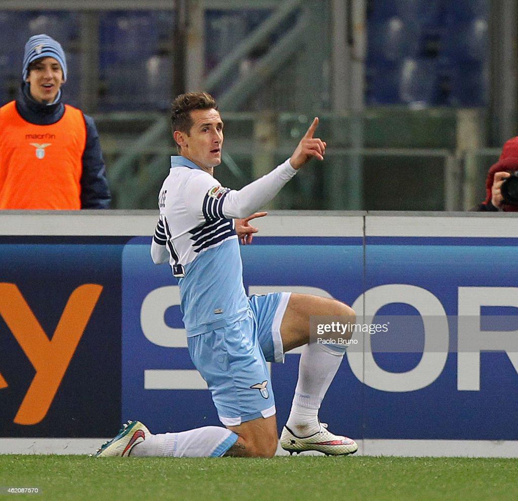 SS Lazio v AC Milan - Serie A : News Photo