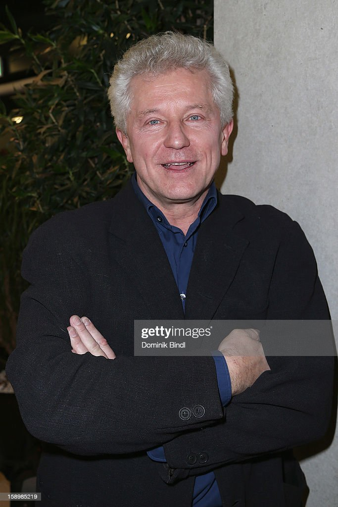 Miroslav Nemec attends the show 10 years of Appassionata - Friends Forever on January 4, 2013 in Munich, Germany.