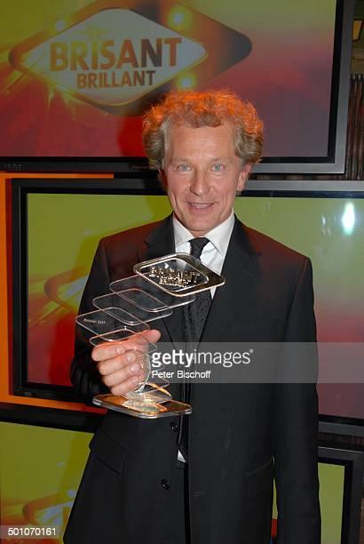 Miroslav Nemec MDR Brisant Brillant 2007 Verleihung München Bayern Deutschland Europa Preis Auszeichnung Schauspieler Promi TP FTP PNr 1788/2007 Foto...