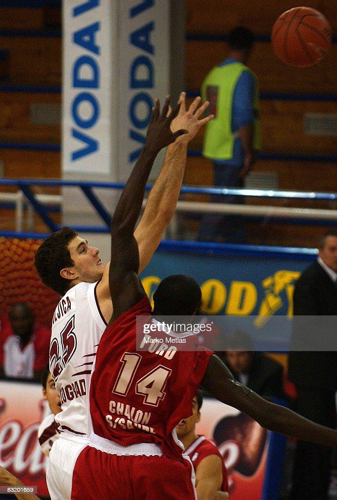 ULEB Cup - Game 7 - FMP v Elan...