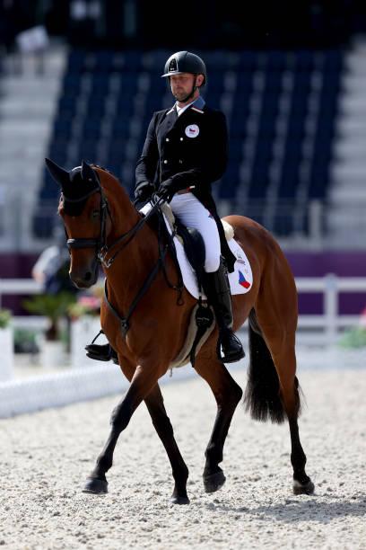 JPN: Equestrian - Olympics: Day 8