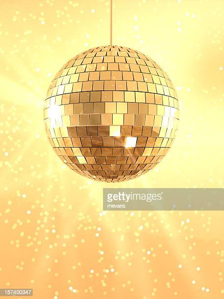 mirror ball - disco ball stock photos and pictures