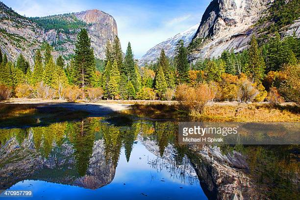 mirror lake - mirror lake stock pictures, royalty-free photos & images