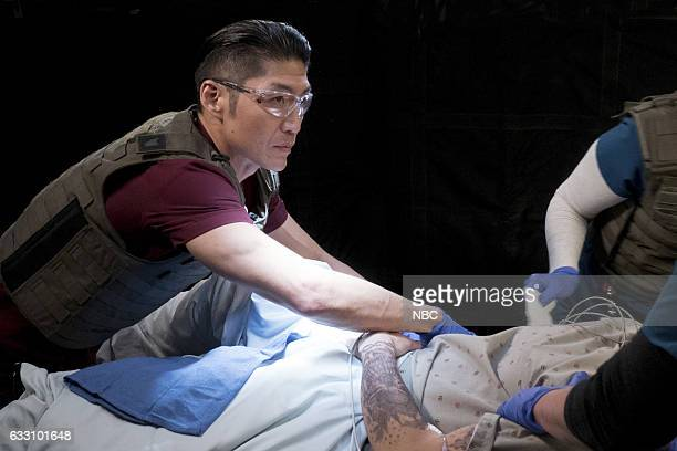 MED Mirror Mirror Episode 212 Pictured Brian Tee as Ethan Choi