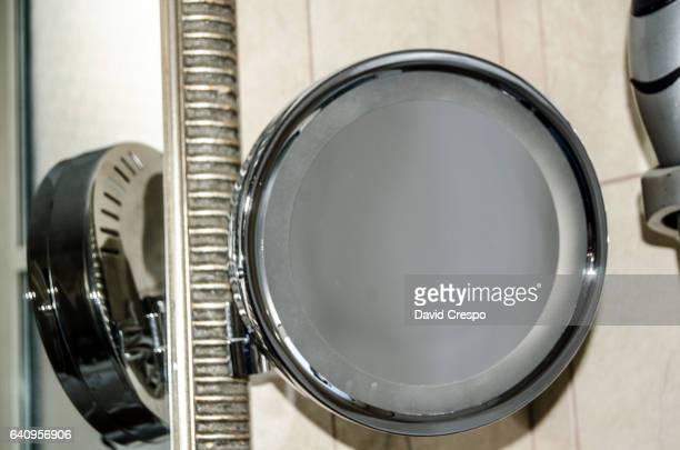 WC mirror