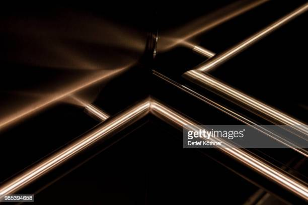 mirror - chrome stock photos and pictures