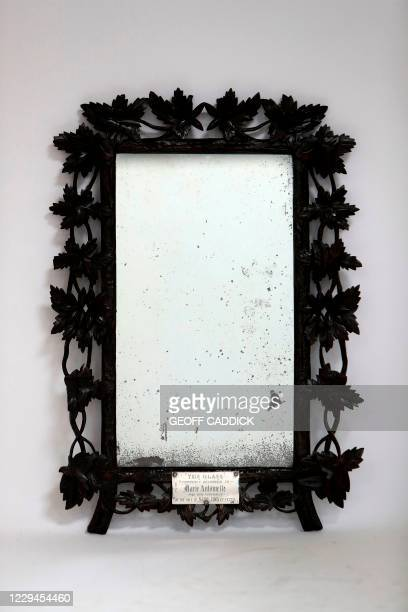 Mirror, which hung in the downstairs bathroom of its current owner for 40 years, and once belonged to the last Queen of France, Marie Antoinette, is...