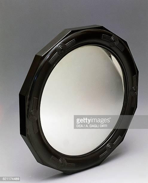 Mirror with bakelite frame, 1930-1939. 20th century. Noviglio, Archivio Storico Kartell Unspecified