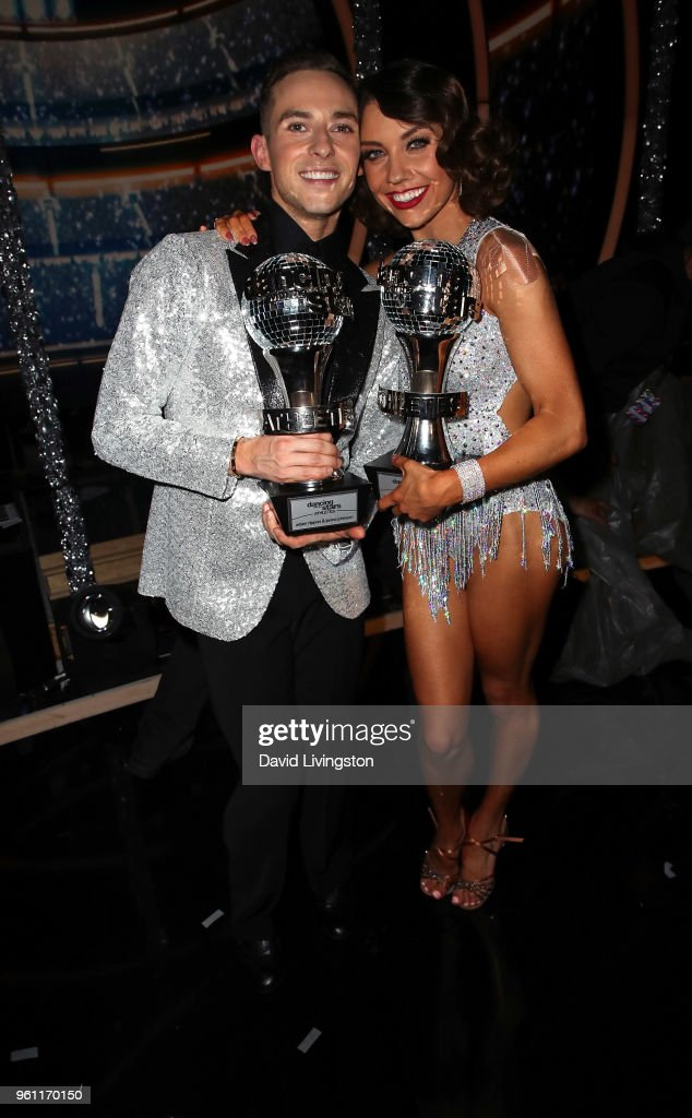 """ABC's """"Dancing With The Stars: Athletes"""" Season 26 - Finale - Arrivals"""
