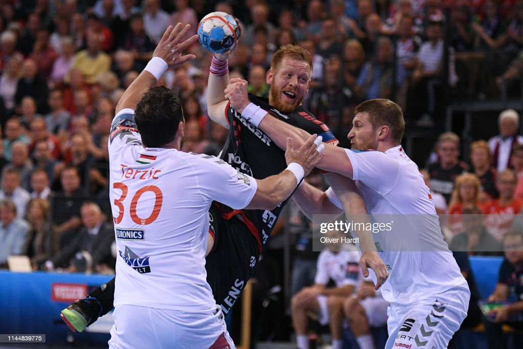 DEU: SG Flensburg-Handewitt v Telekom Veszprem - VELUX EHF Champions League: Quarter Final First Leg