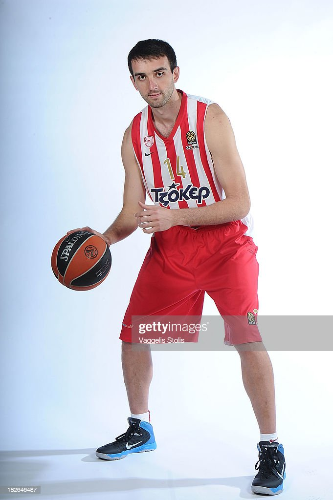 Olympiacos Piraeus - 2013/14 Turkish Airlines Euroleague Basketball Media day