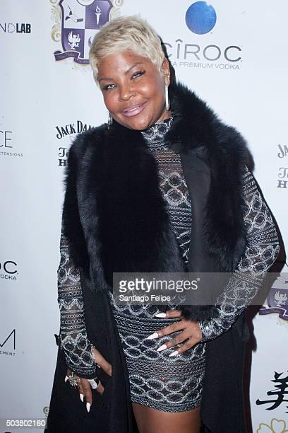 Misa Hylton attends The Misa Hylton Fashion Academy Presents #SKYSTHELIMIT Networking Informative at Taj Lounge on January 5 2016 in New York City