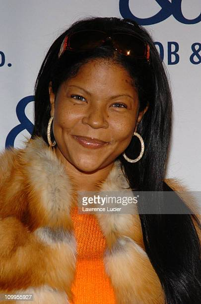 Misa HyltonBrim during Jacob Co Flagship Boutique Grand Opening at Jacob Co Boutique in New York City New York United States