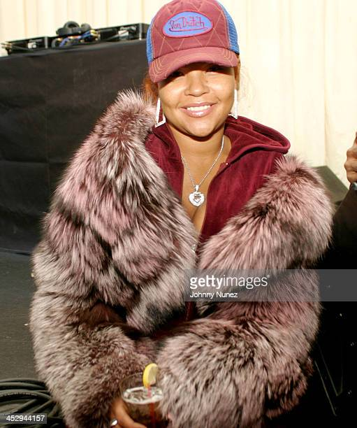 Misa HyltonBrim during Kanye West's Performance at the Canal Room at The Canal Room in New York City New York United States