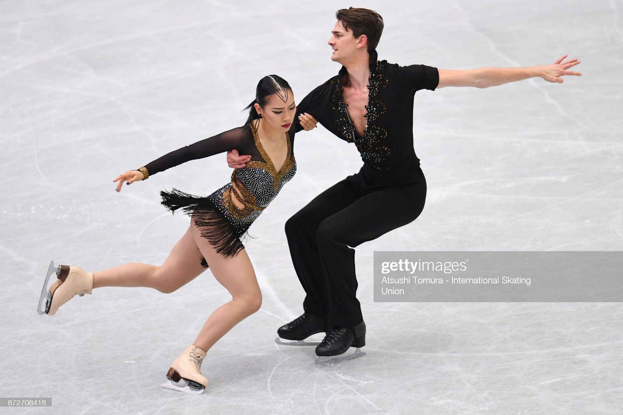 ISU Grand Prix of Figure Skating - Osaka : ニュース写真