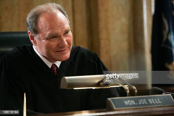 LAW ORDER Misbegotten Episode 3 Air Date Pictured Sherman Howard as Judge Josiah Bell