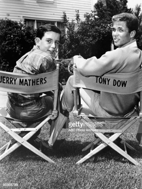 BEAVER Misc 19571963 Jerry Mathers Tony Dow