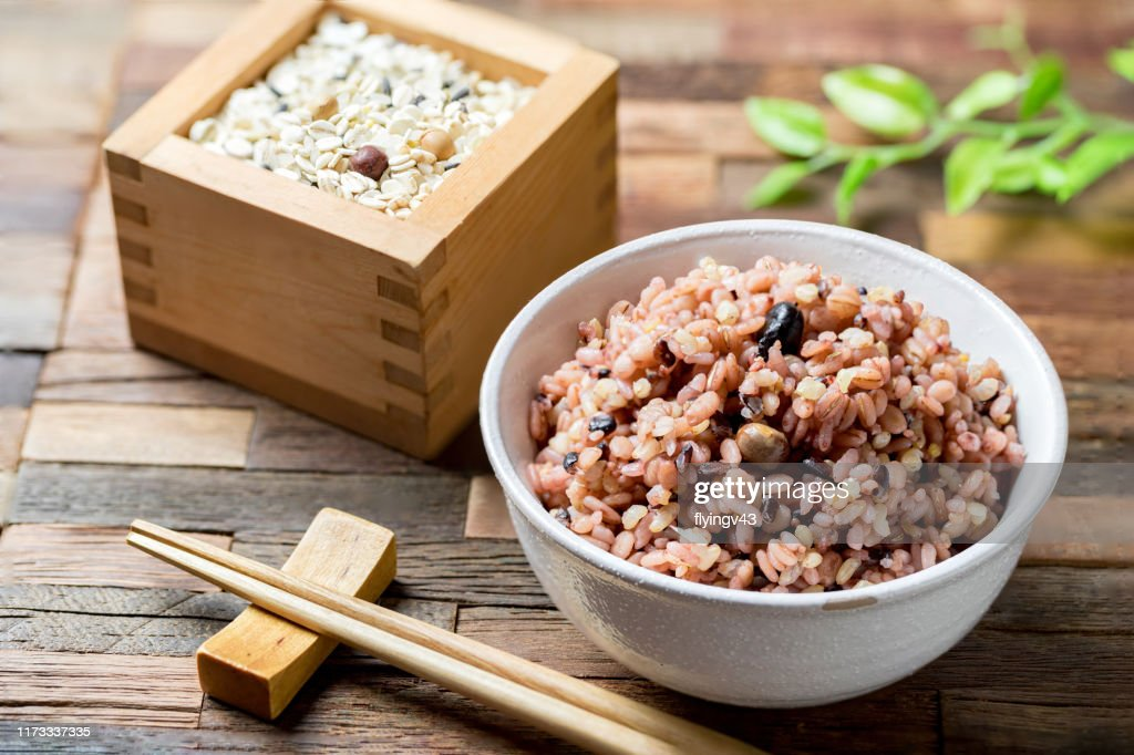 miscellaneous grains, millet, minor grains : Stock Photo
