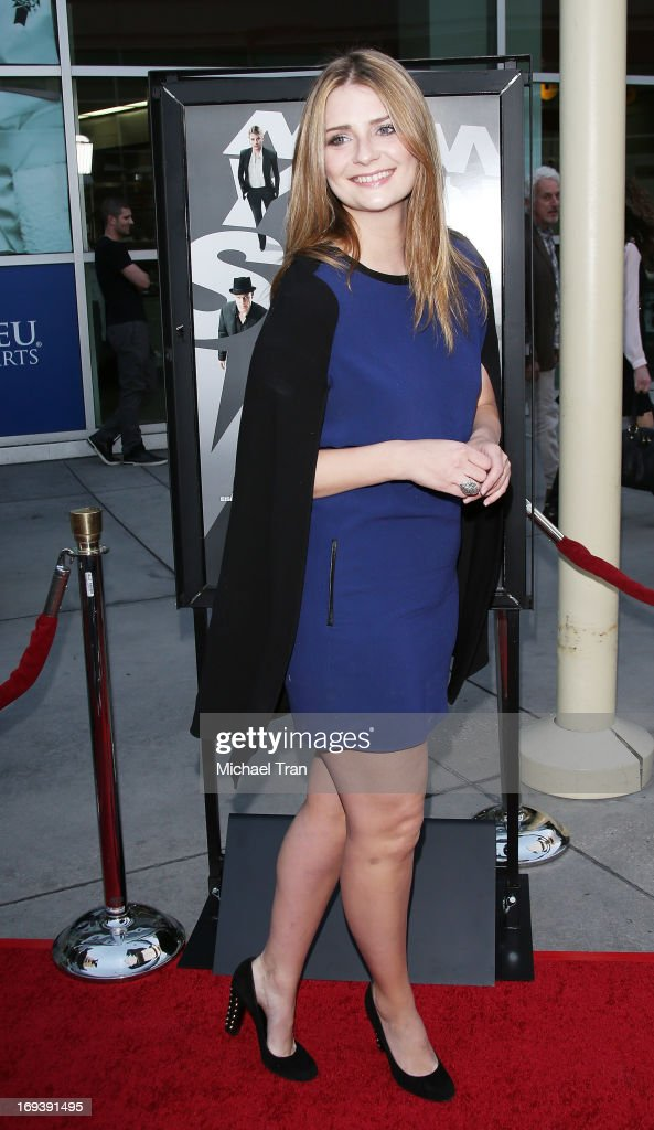 Mischa Barton arrives at the Los Angeles special screening of 'Now You See Me' held at ArcLight Hollywood on May 23, 2013 in Hollywood, California.