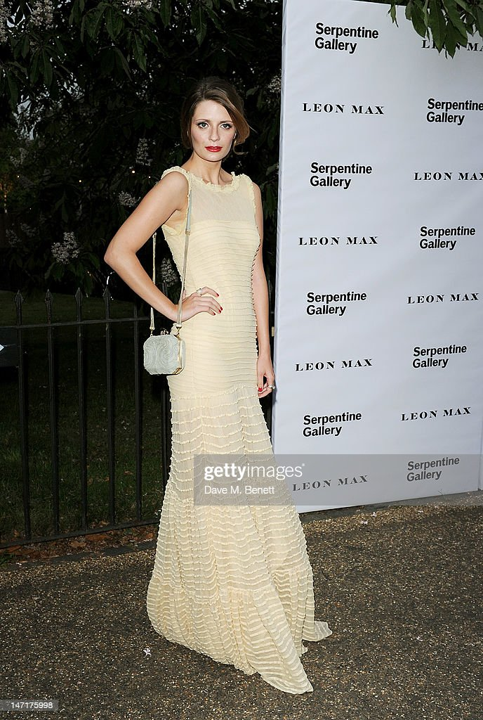 Mischa Barton arrives at the Serpentine Gallery Summer Party sponsored by Leon Max at The Serpentine Gallery on June 26, 2012 in London, England.