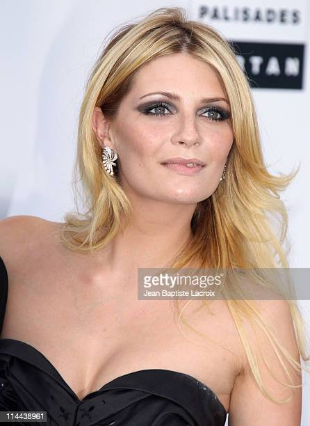 Mischa Barton attends amfAR's Cinema Against AIDS Gala during the 64th Annual Cannes Film Festival at Hotel Du Cap on May 19 2011 in Antibes France