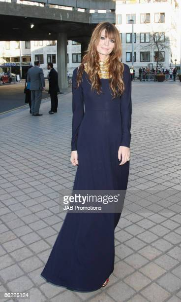 Mischa Barton attends Audi arrivals at the British Academy Television Awards held at The Royal Festival Hall on April 26, 2009 in London, England.