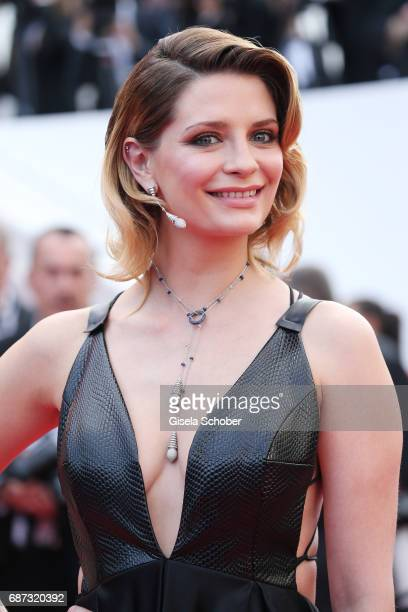 Mischa Barton attends the 70th Anniversary of the 70th annual Cannes Film Festival at Palais des Festivals on May 23 2017 in Cannes France