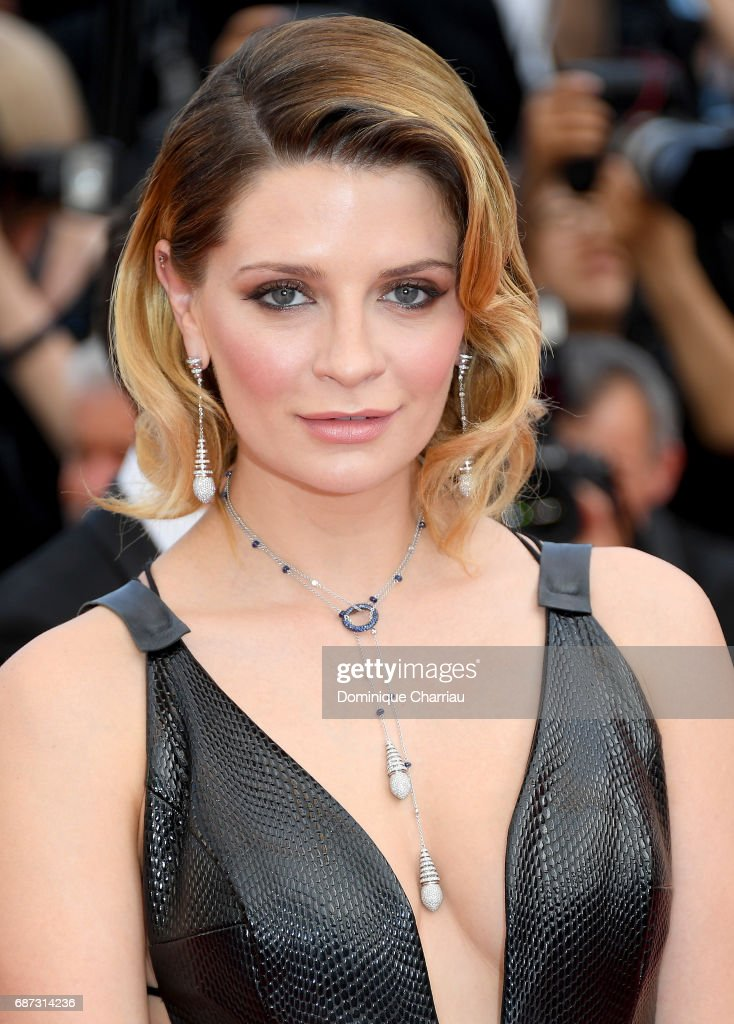 Mischa Barton attends the 70th Anniversary screening during the 70th annual Cannes Film Festival at Palais des Festivals on May 23, 2017 in Cannes, France.