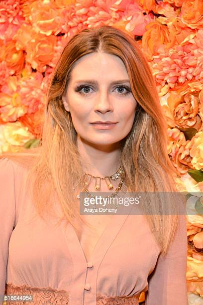 Mischa Barton attends the boohoocom Flagship LA Pop Up Store with opening party fueled by CIROC UltraPremium Vodka on April 1 2016 in Los Angeles...