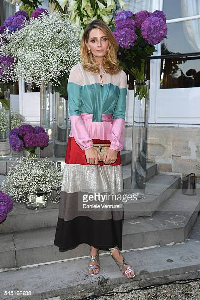 Mischa Barton attends the Bulgari Celebration of Magnificent Inspirations The New High Jewellery Collection during Paris Haute Couture at the Italian...