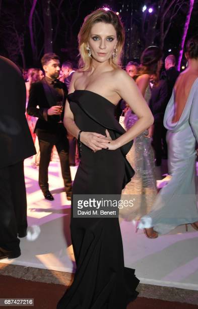 Mischa Barton attends the de Grisogono 'Love On The Rocks' party during the 70th annual Cannes Film Festival at Hotel du CapEdenRoc on May 23 2017 in...