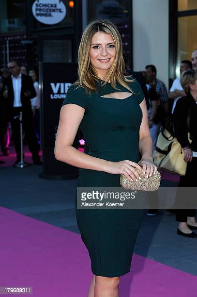 Mischa Barton attends the Late Night Shopping at Designer Outlet Soltau on September 6 2013 in Soltau Germany