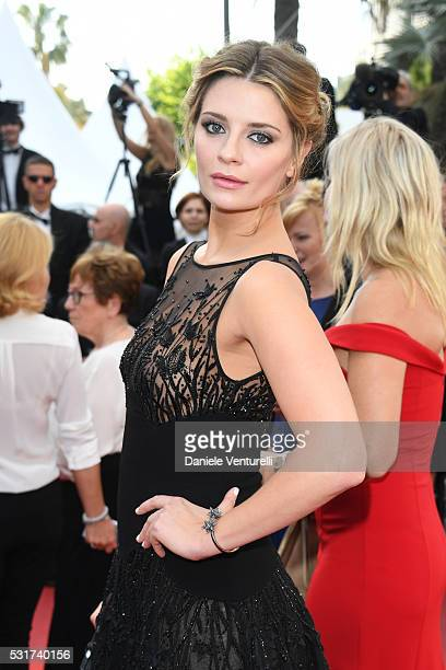 Mischa Barton attends the 'Loving' premiere during the 69th annual Cannes Film Festival at the Palais des Festivals on May 16, 2016 in Cannes, .