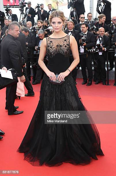 Mischa Barton attends the 'Loving' premiere during the 69th annual Cannes Film Festival at the Palais des Festivals on May 16 2016 in Cannes France