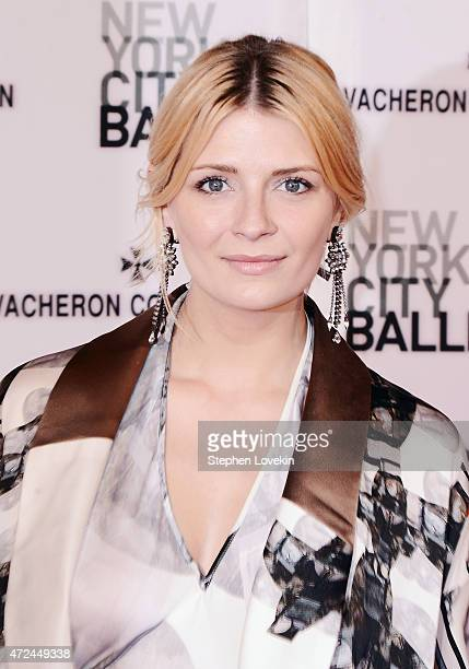 Mischa Barton attends the New York City Ballet 2015 Spring Gala at David H Koch Theater Lincoln Center on May 7 2015 in New York City